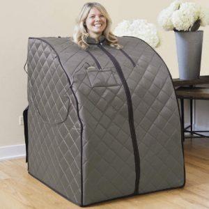 Portable Low EMF far Infrared Sauna