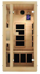 1 person sauna