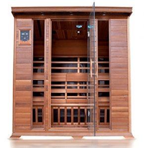 best low emf 4 person sauna