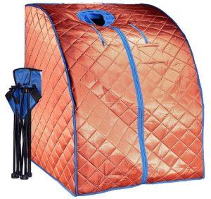 best low emf portable sauna