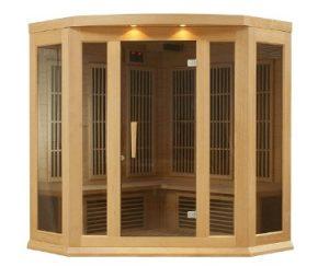 corner sauna low