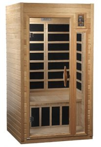 maxxus 1 person sauna