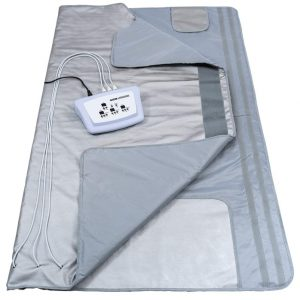 fir sauna blanket