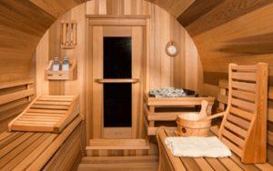 sauna assessorites