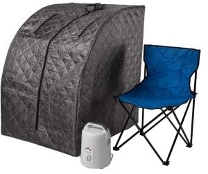 lightweight portable steam sauna tent