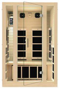 infrared sauna type of sauna