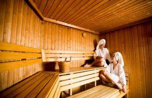 sauna essential oils usage
