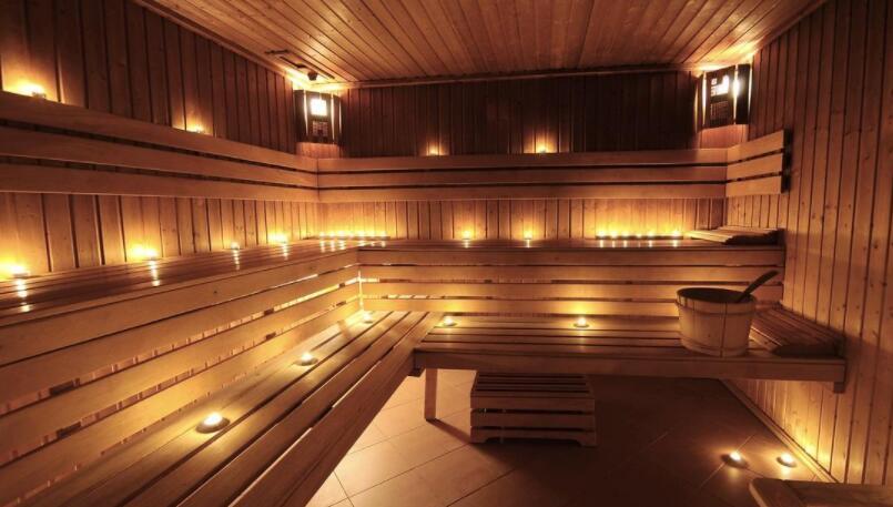what is the best sauna heat