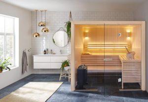 benefits of sauna room