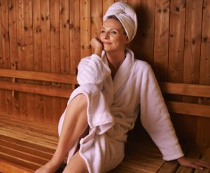 when should you use a sauna at the gym