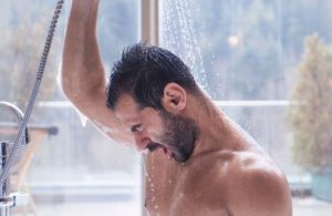 what not to do after taking shower
