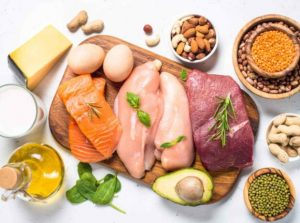 what are good protein food to eat