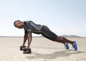 use a sauna suit to improve your workout durability